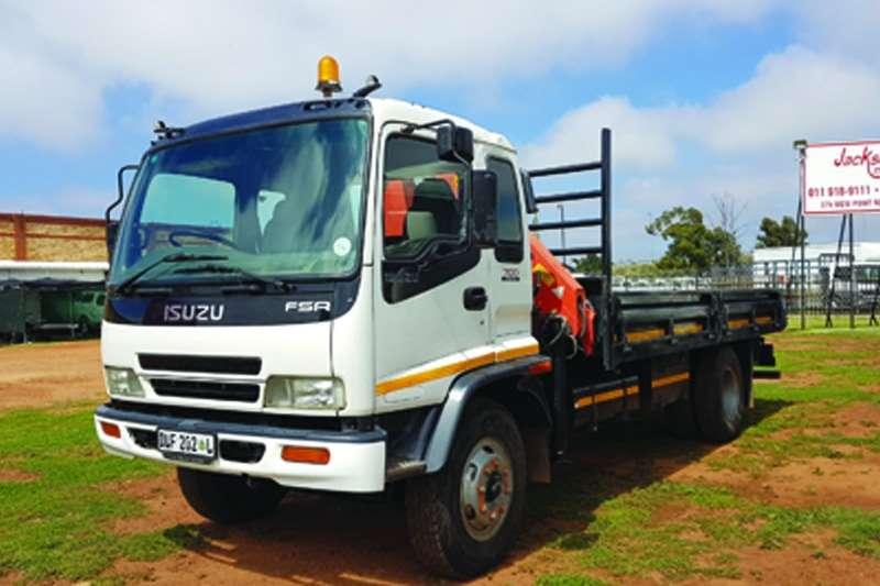 Isuzu Dropside FSR 700 Freighter Truck