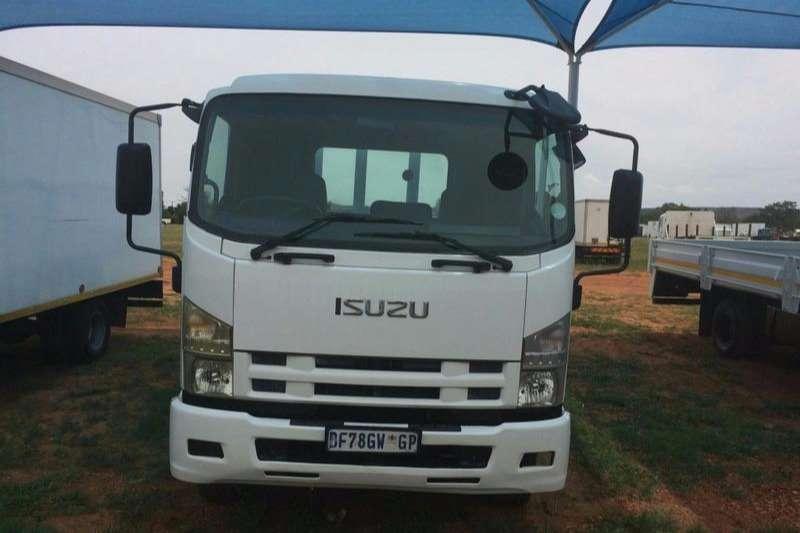 Isuzu Dropside FSR 800 Truck
