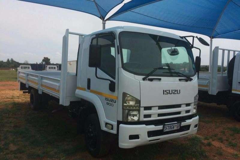 Truck Isuzu Dropside FSR 800 2011