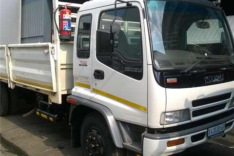 Isuzu Dropside FSR700 Truck