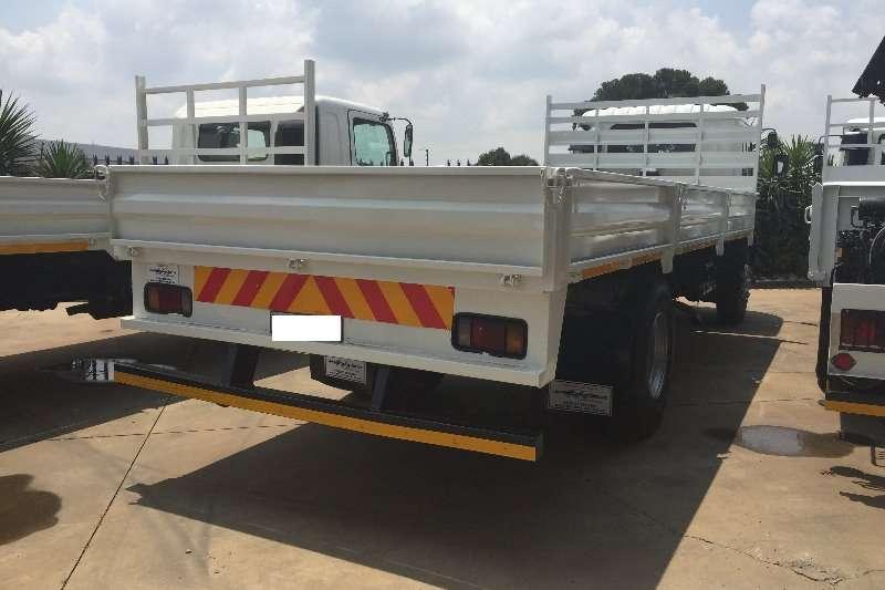 Isuzu Dropside FTR 800 C/C D/S Truck