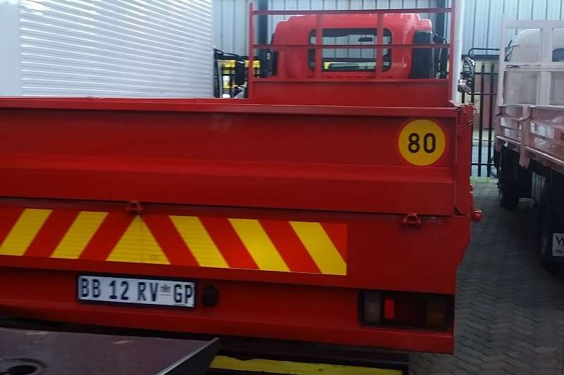 Isuzu Dropside FTR 800 DROPSIDE 7MTR- Truck