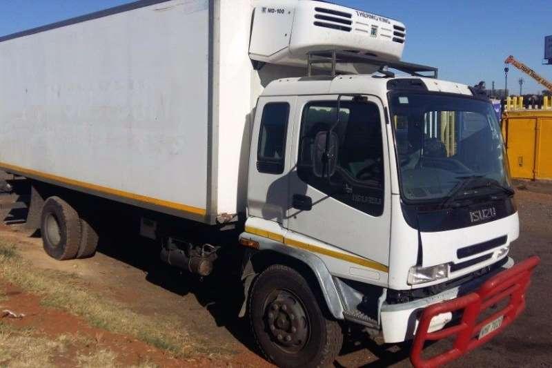 Isuzu Dropside FTR 800 T Truck