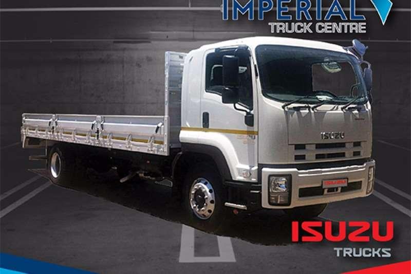 Isuzu Dropside FTR 850 Man Dropside 432 Truck
