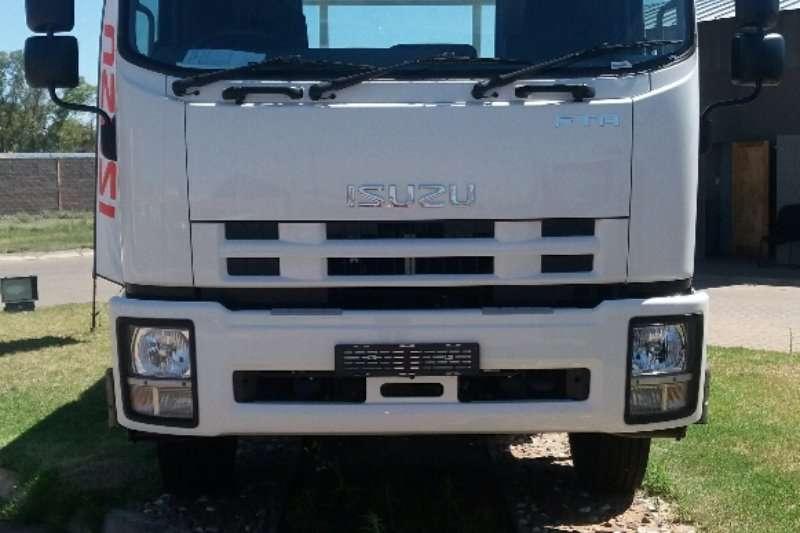 Isuzu Dropside FTR 850 Manual Dropside Truck