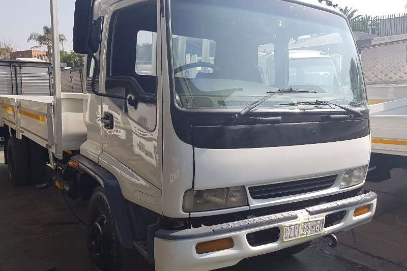 Isuzu Dropside FTR800 Truck
