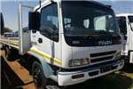 Truck Isuzu Dropside Ftr800 2007