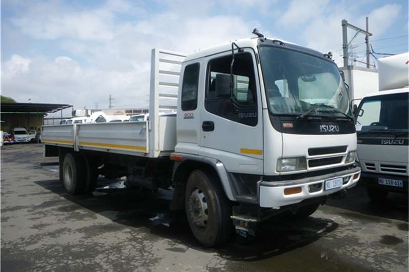 Isuzu Dropside FTR800 8ton dropside Truck