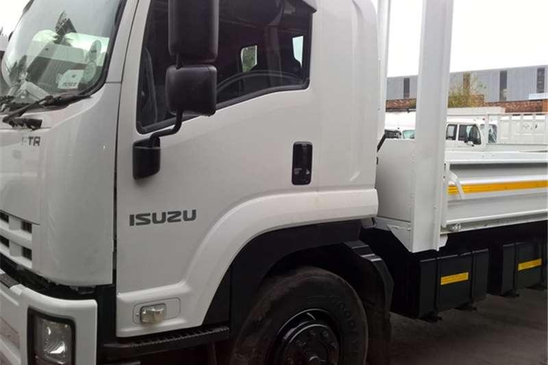 Isuzu Dropside FTR850 Truck