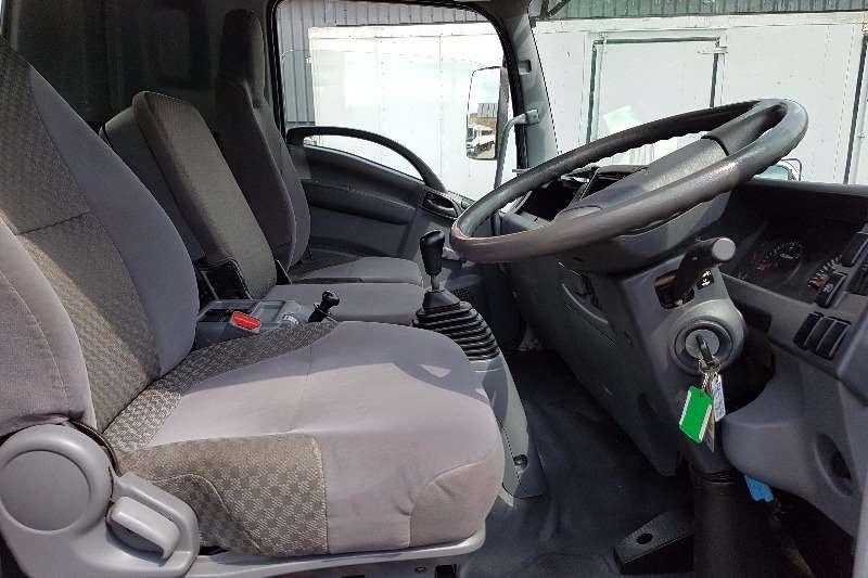 Isuzu Dropside FTR850 LWB Truck