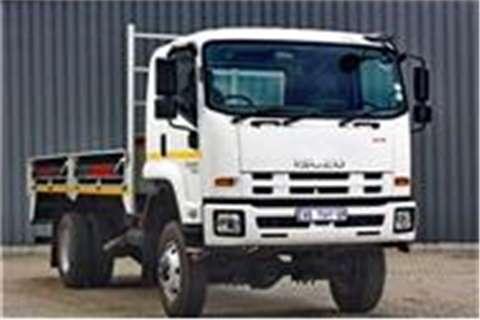 Isuzu Dropside FTS 750 4x4 SWA Truck