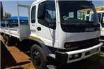 Truck Isuzu Dropside FVZ1400 2007