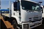 Truck Isuzu Dropside FVZ1400 2012