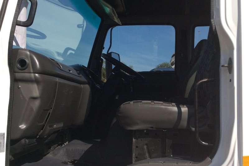Isuzu Dropside FVZ1400 Turbo Dropside Truck