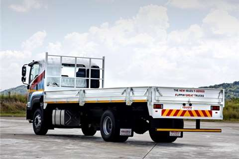 Isuzu Dropside FXR 17-360 Truck
