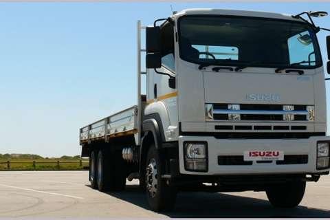 Isuzu Dropside FXZ 26-360 Truck