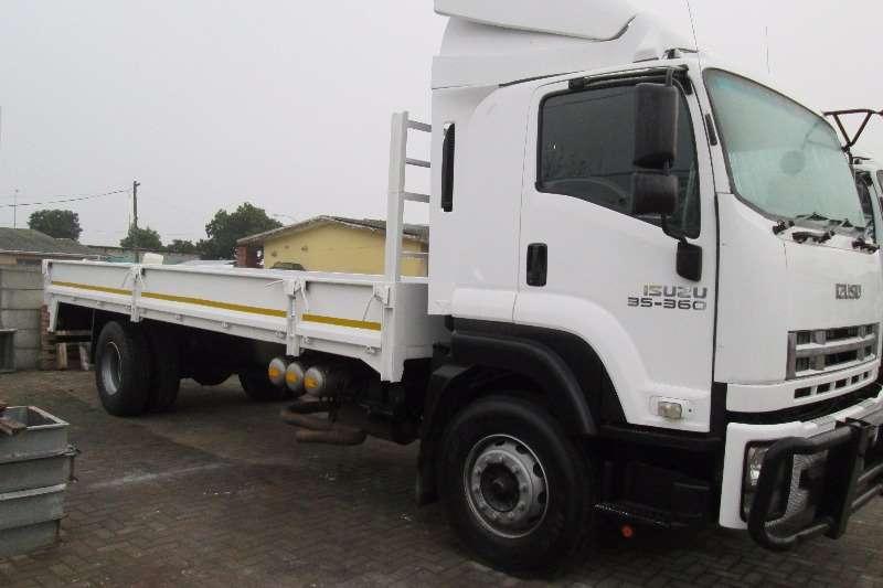 Isuzu Dropside GXR 35.360 Truck