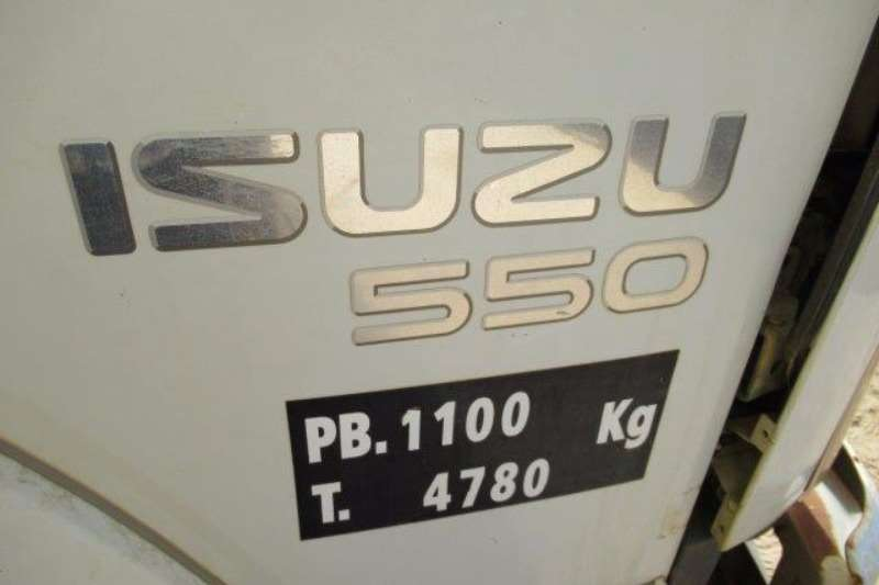 Isuzu Dropside Isuzu 550 Dropside Truck Truck
