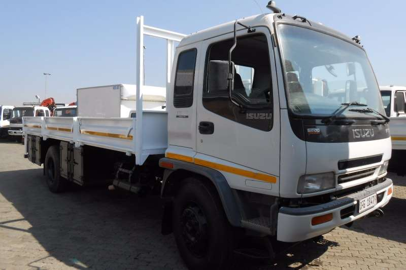 Truck Isuzu Dropside ISUZU FTR800 DROPSIDE 2007