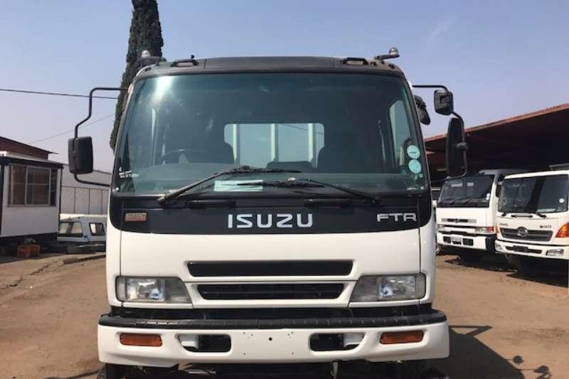 Isuzu Dropside ISUZU FTR800 DROPSIDE Truck