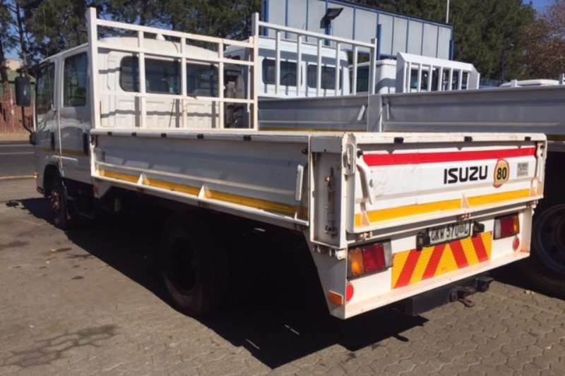 Isuzu Dropside Isuzu NMR 250 Double Cab Truck