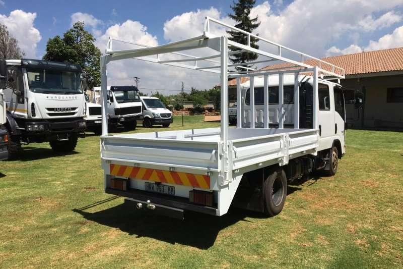 Isuzu Dropside ISUZU NMR 250 DROPSIDE DOUBLE CAB Truck