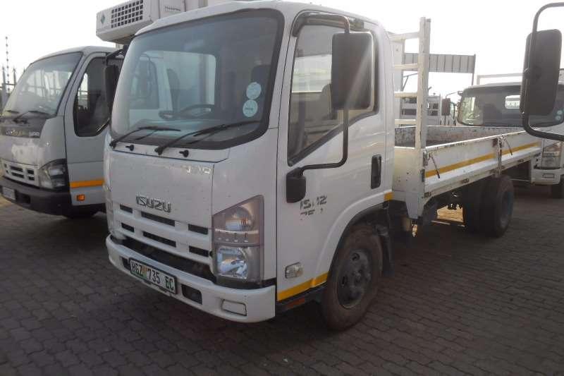Isuzu Dropside ISUZU NMR250 DROPSIDE Truck