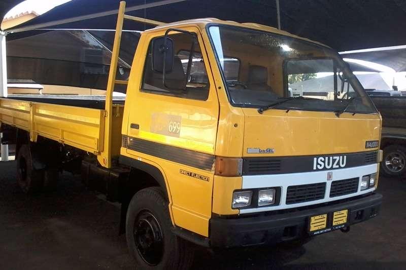 Truck Isuzu Dropside N Series Isuzu 1993