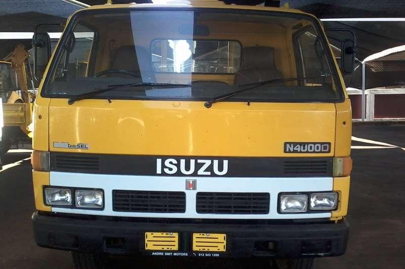 Isuzu Dropside N Series Isuzu Truck