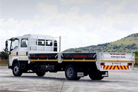 Isuzu Dropside NEW FSR 750 Crew Cab AMT Truck