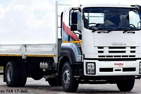 Isuzu Dropside NEW FXR 17 360 Truck