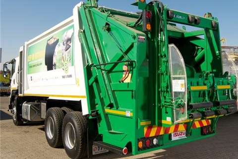 Isuzu Dropside NEW FXZ 26 360 Truck