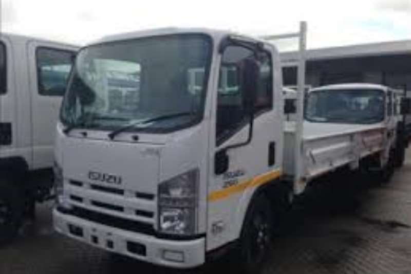 Truck Isuzu Dropside NEW NMR 250 Manual With Drop side 2018