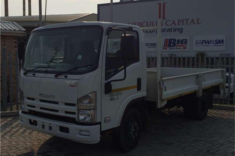 Isuzu Dropside NEW NPR 300 AMT Truck