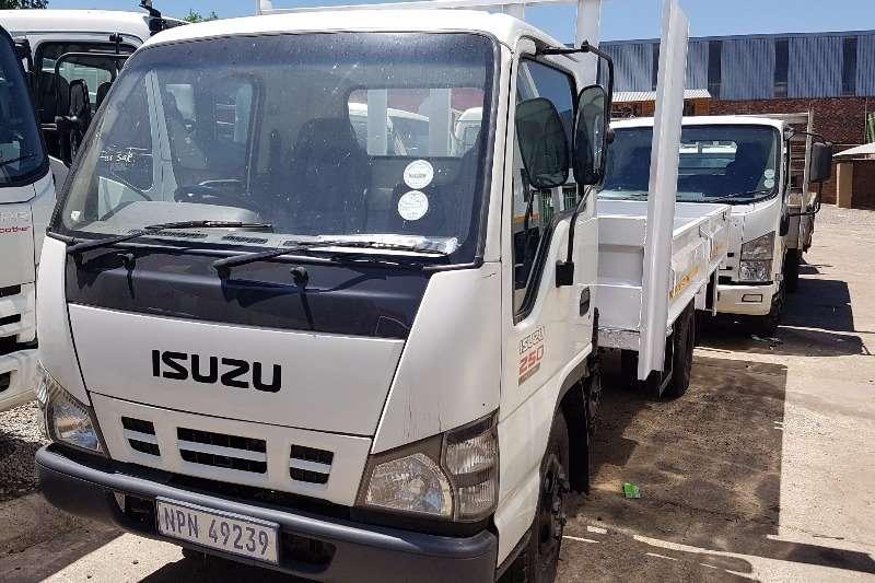 Isuzu Dropside NKR250 Truck