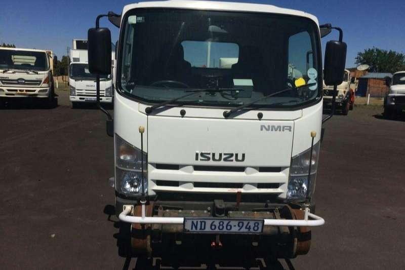 Isuzu Dropside NMR 250 Dropside railwaycar- Truck