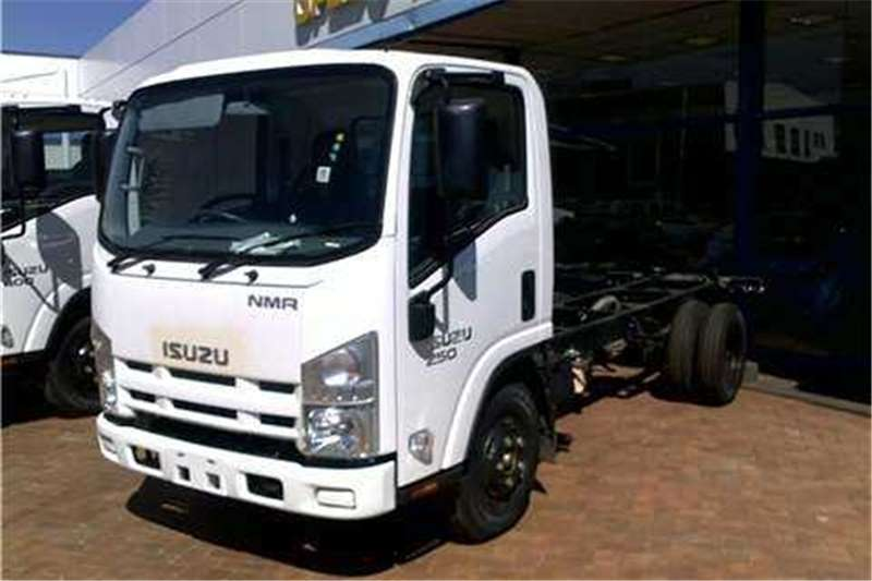 Isuzu Dropside NMR 250 Manual Truck