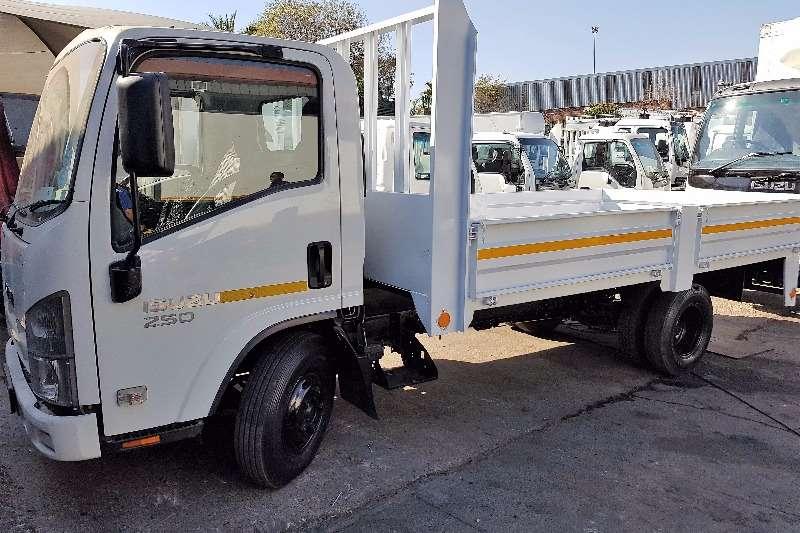 Isuzu Dropside NMR250 Truck