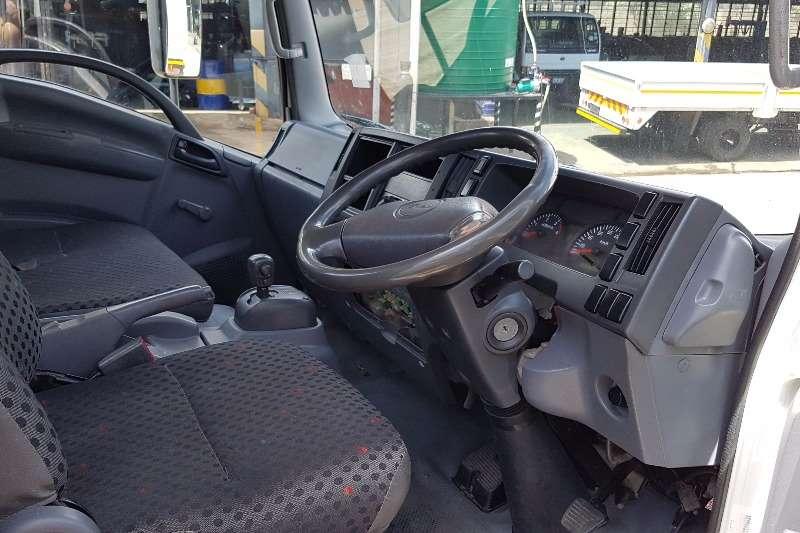 Isuzu Dropside NPR400 AMT Truck
