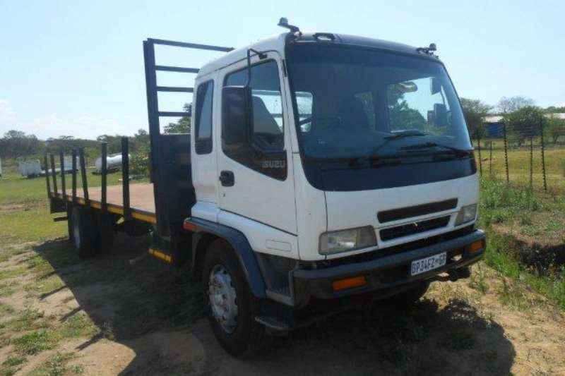 Truck Isuzu Flat Deck 0