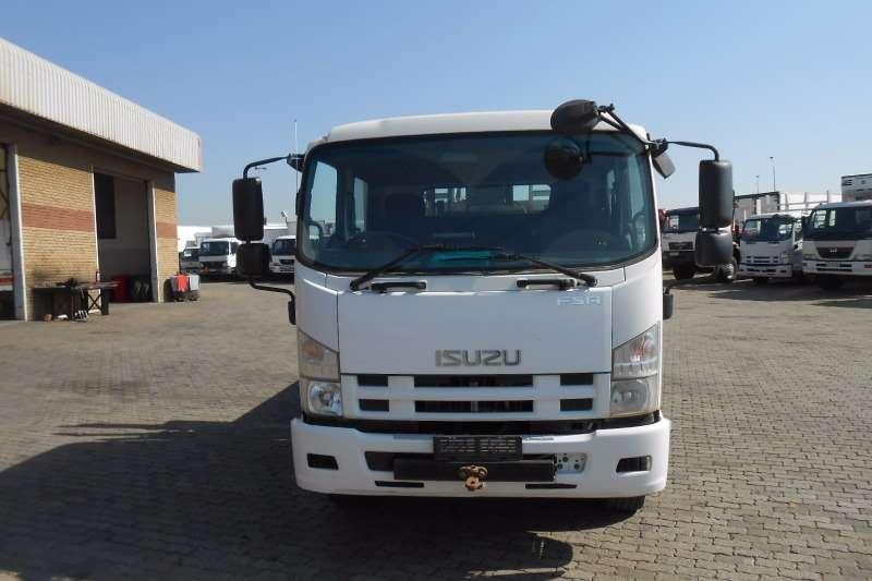 Isuzu Flat deck ISUZU FSR 750 CREW CAB FLATDECK Truck