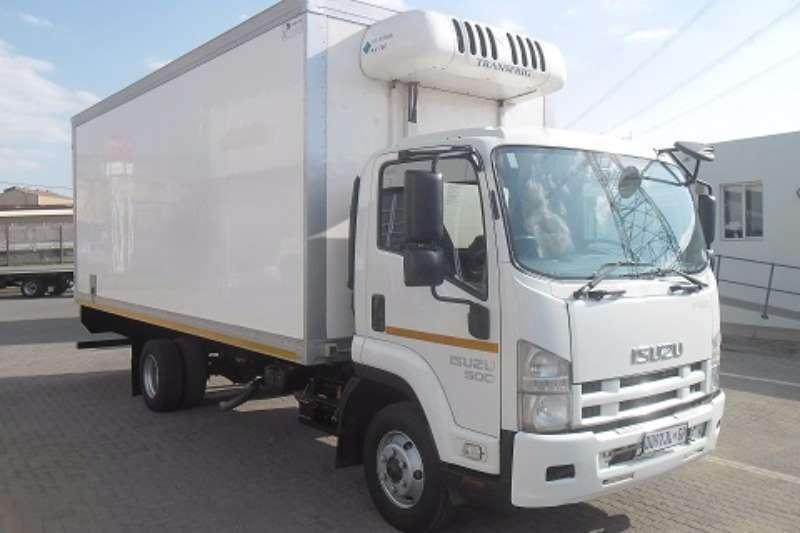 Isuzu Fridge truck FRR 500 AMT Truck