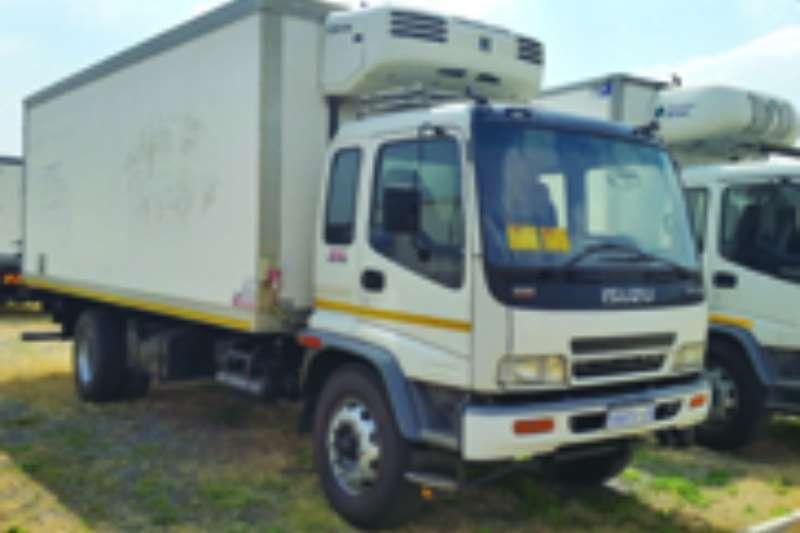 Isuzu Fridge truck FTR 800 Truck