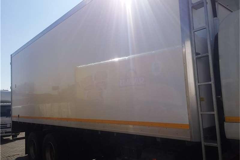 Isuzu Fridge truck FVZ 1400 Auto Demo Meat Hanger Truck