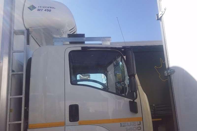 Isuzu Fridge truck FVZ 1400 Auto Fridge Unit Truck