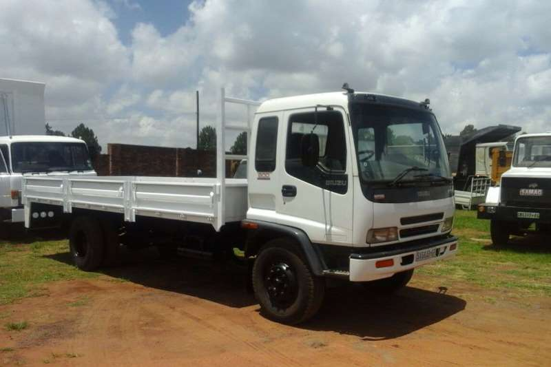 Truck Isuzu Fridge Truck ISUZU 800 FREIGHTER DROPSIDES FOR SALE 2005