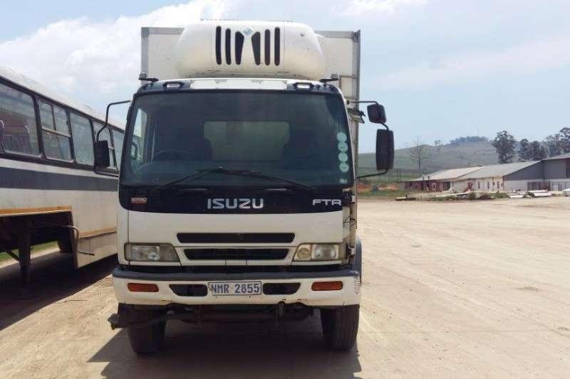 Isuzu Fridge truck NMR 2855 Truck