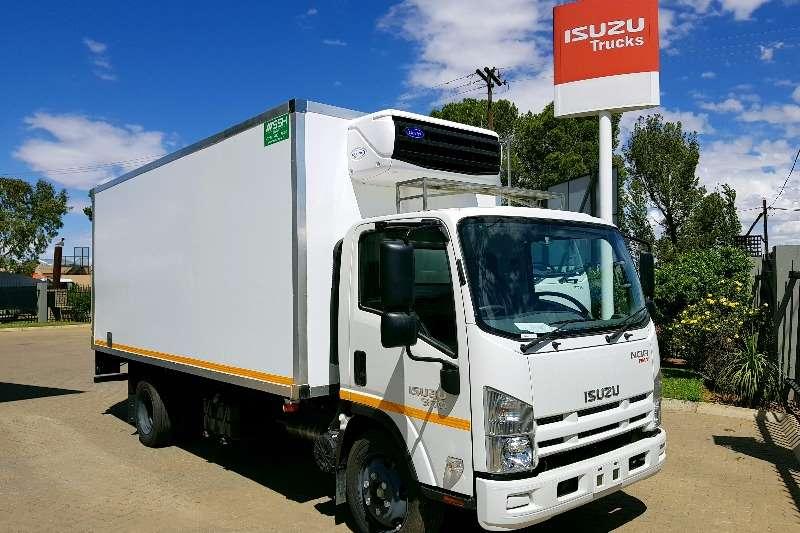 Truck Isuzu Fridge Truck NQR 500 AMT Fridge Unit 2018