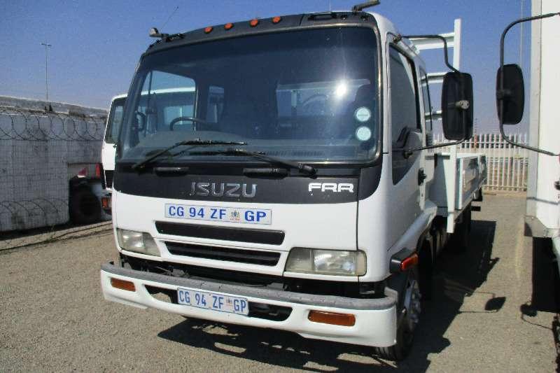 Isuzu FRR 500 Drop Side Truck