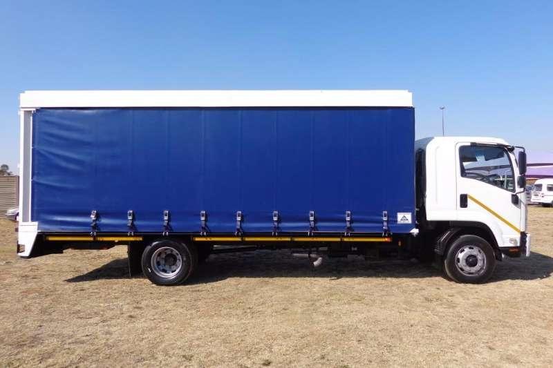 Isuzu FSR-800 CURTAIN SIDE Truck